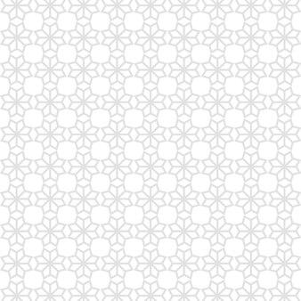 Nahtlos von tangier-gitter abstrakten guilloche