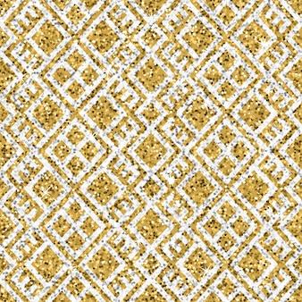 Nahtlose gelbgoldfunkelnbeschaffenheit