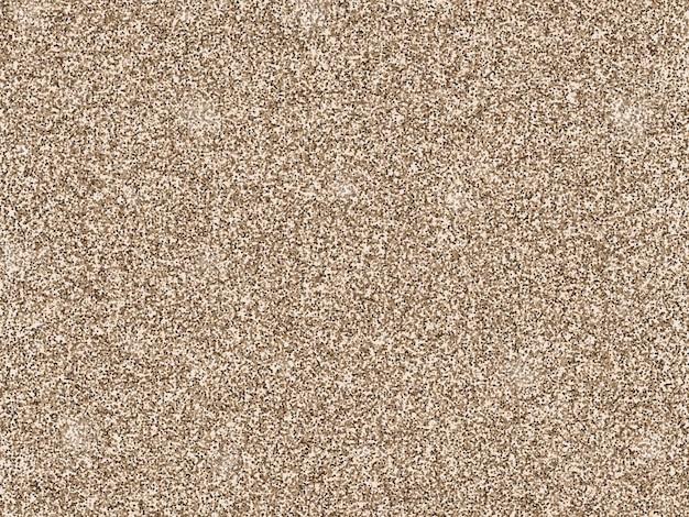 Nahtlose goldpaillettenbeschaffenheit lokalisiert auf goldhintergrund funkeln goldenes konfettidekorationsdesign