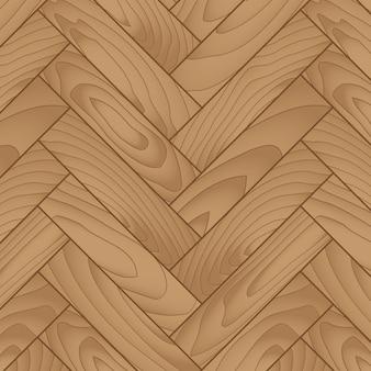 Nahtlose hintergründe des hölzernen parkettbodens, vektor-illustration.