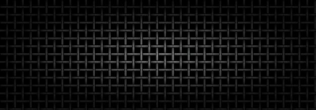 Nahtlose metallgittermikrofon-texturillustration