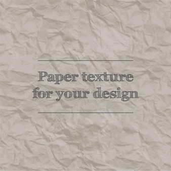 Nahtlose textur zerknittertes papier wiederholendes muster orange farbe