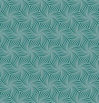 Nahtloser abstrakter geometrischer hintergrund