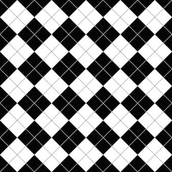 Nahtloser abstrakter geometrischer quadratischer musterhintergrund