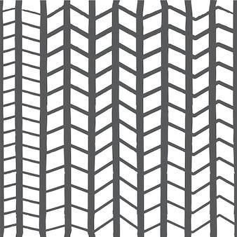 Nahtloses asbtract-dekoratives muster