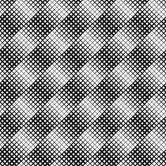 Nahtloses geometrisches diagonales quadratisches muster
