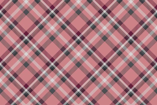 Nahtloses karomuster aus tartan-schottland. retro hintergrundstoff. quadratische geometrische textur der weinleseprüfungfarbe.