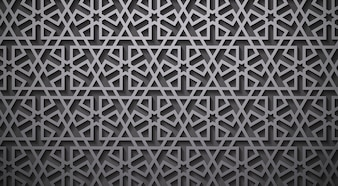 Nahtloses Muster-abstraktes Patchwork