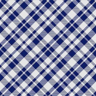 Nahtloses muster aus schottischem tartan-plaid. wiederholbare stoffstruktur überprüfen.