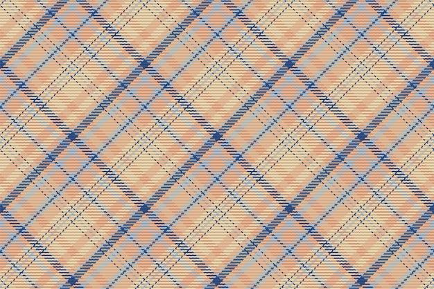 Nahtloses muster aus schottischem tartan-plaid. wiederholbarer hintergrund mit karostoffstruktur.