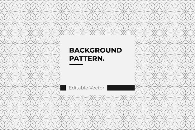 Nahtloses muster der abstrakten tapetenverzierung japanischer traditioneller stil - muster
