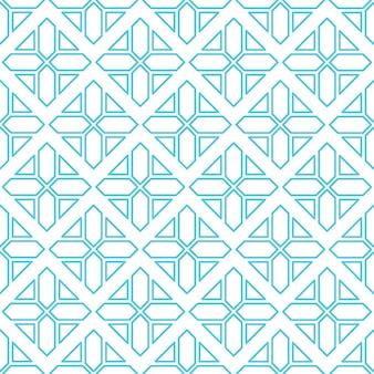 Nahtloses muster der islamischen abstrakten verzierung, arabische geometrische verzierung für hintergrund