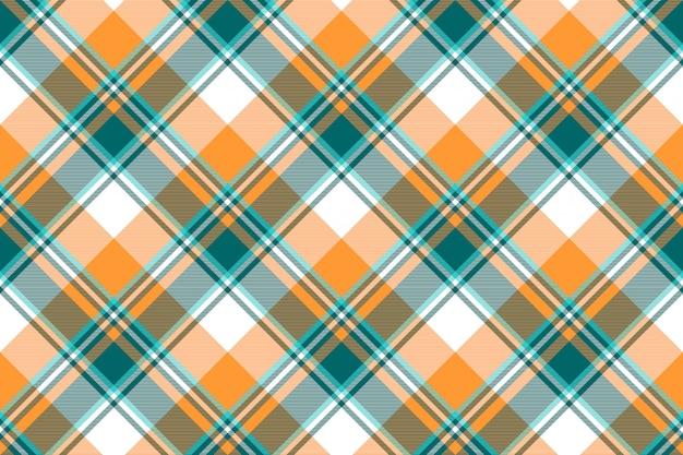 Nahtloses muster der orange diagonalen gewebebeschaffenheit