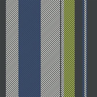 Nahtloses muster der vertikalen streifen. linien vektor abstraktes design. streifenstruktur geeignet für modetextilien.