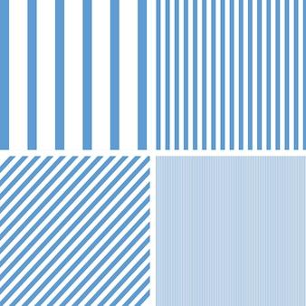 Nahtloses muster des abstrakten vektors