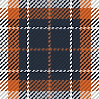 Nahtloses muster des schottischen tartan-plaids. wiederholbarer hintergrund mit check-gewebe-textur.