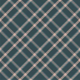 Nahtloses muster des schottischen tartan-plaids.