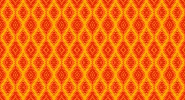 Nahtloses sich wiederholendes design mit geometrischen formen