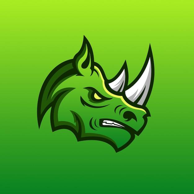Nashorn-logo-design