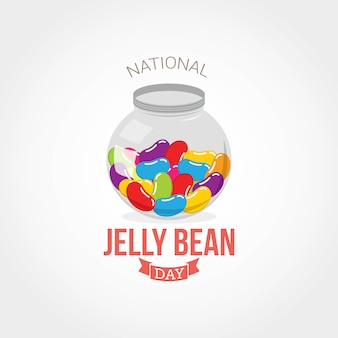 National jelly bean tag