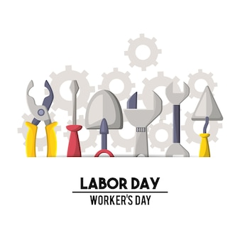 Nationale feier des beruflichen arbeitstages
