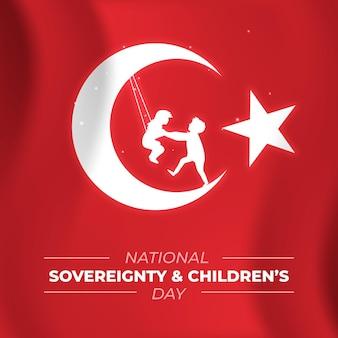 Nationale souveränitat und kindertag