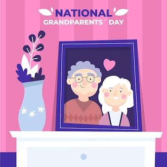 Nationaler großelterntag