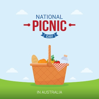 Nationaler picknicktag