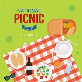 Nationaler picknicktag