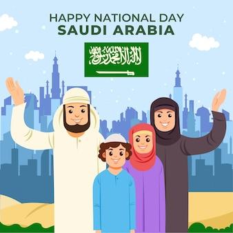 Nationalfeiertag von saudi-arabien