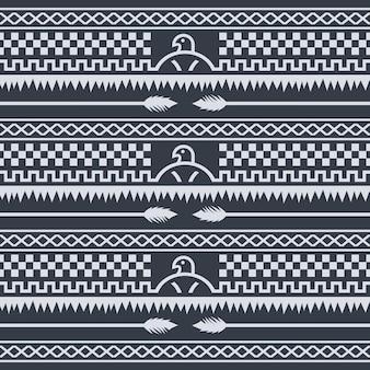 Native ethnische hintergrundkunst
