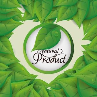 Natürliches produktdesign