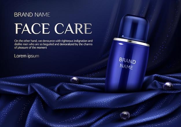 Natürliches spa-beauty-produkt