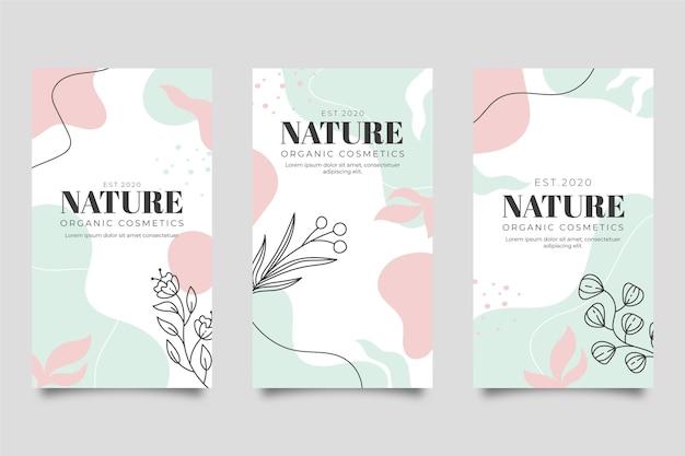 Natur landing page