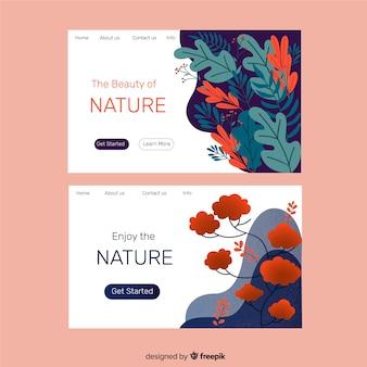 Natur zielseite
