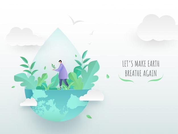 Naturkonzept retten.