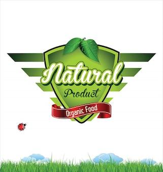 Naturprodukt-label