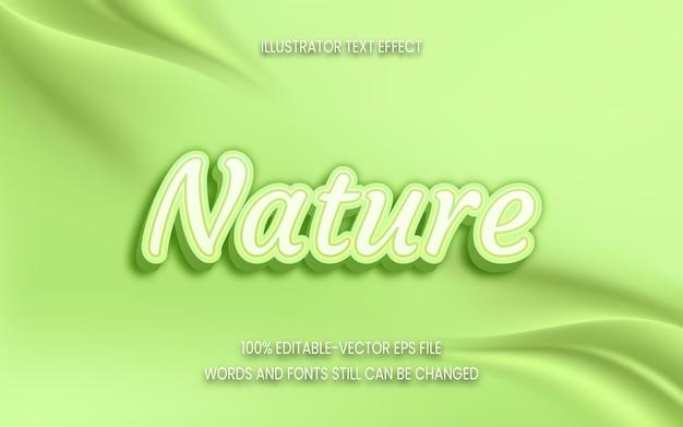 Naturtexteffekt auf seidenstoff