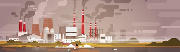 Naturverschmutzungsanlage