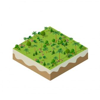 Naturwaldlandschaft