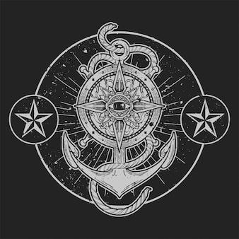 Nautilus anker
