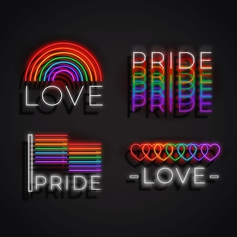 Neon singt pride day event