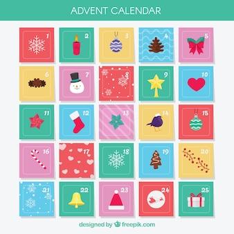 Nette adventskalender