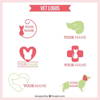 Nette vet logos
