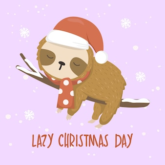 Netter boho in weihnachten