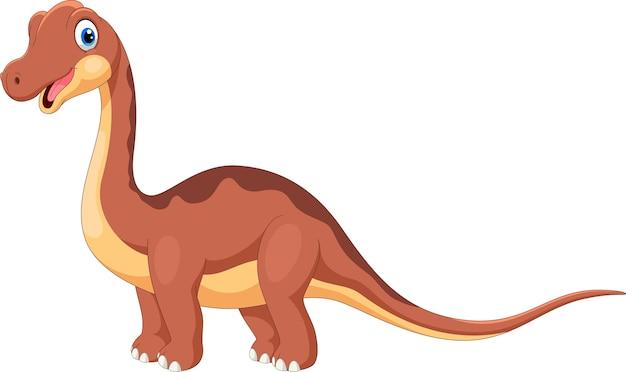 Netter brontosaurus-cartoon