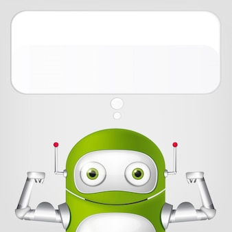 Netter roboter