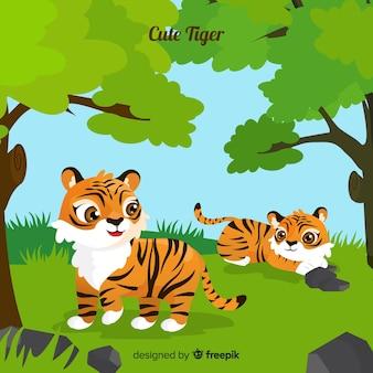 Netter tiger