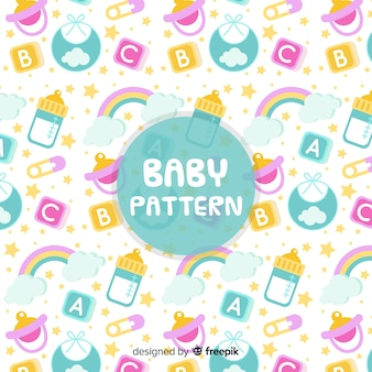 Nettes babymuster