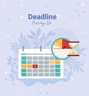 Nettes deadline-kartell